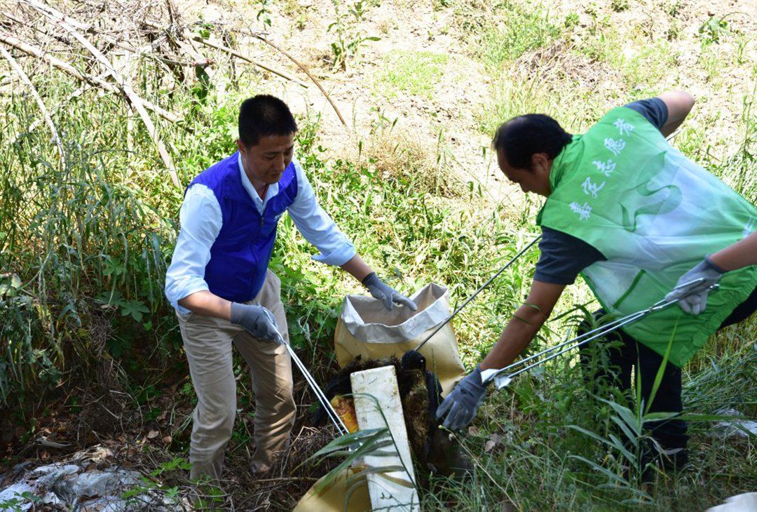 Inalfa China Shanghai Plant Environmental Activities