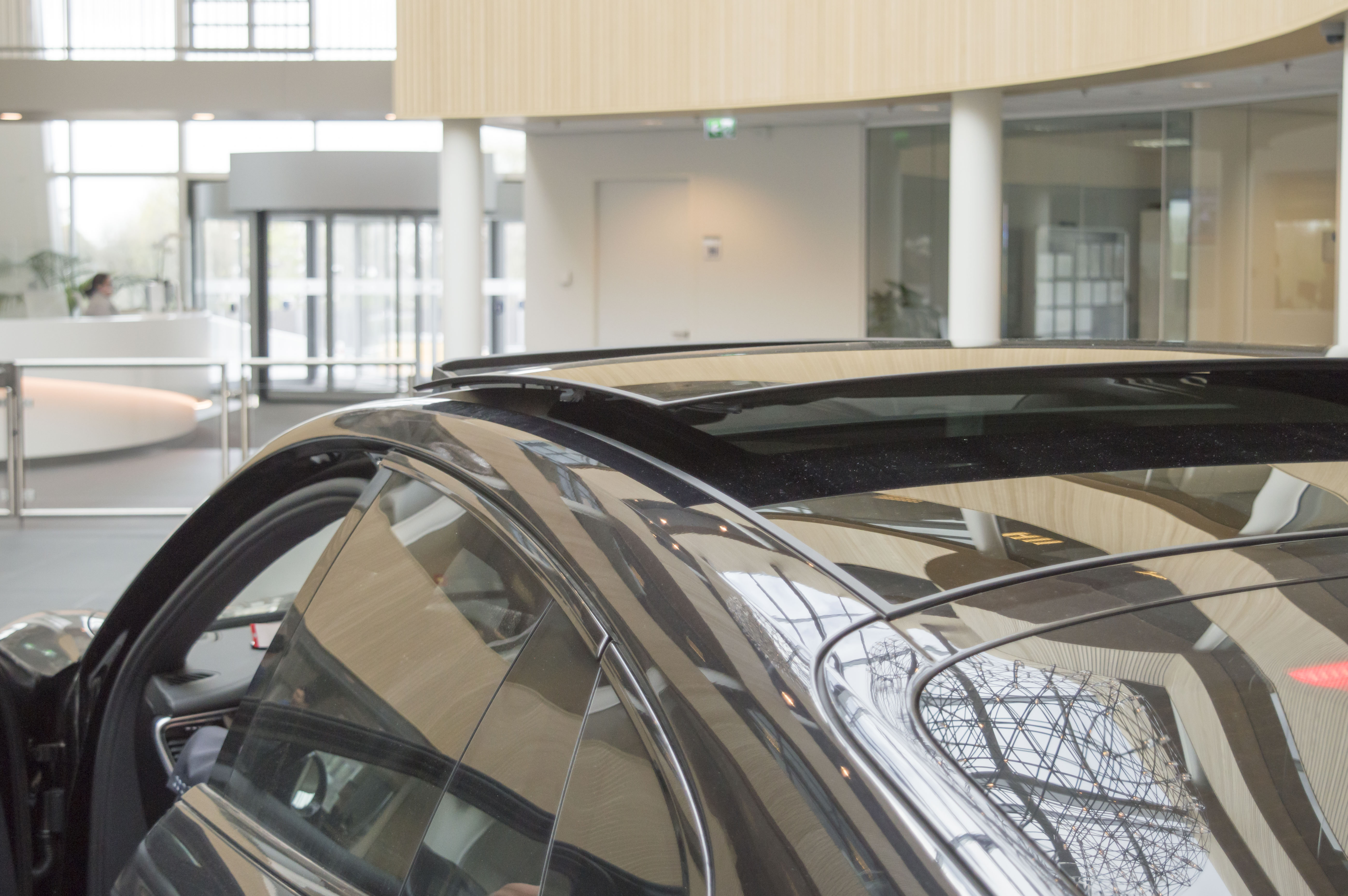 Organization, Inalfa Roof Systems, innovation, business development, engineering, purchasing, validation, production, quality