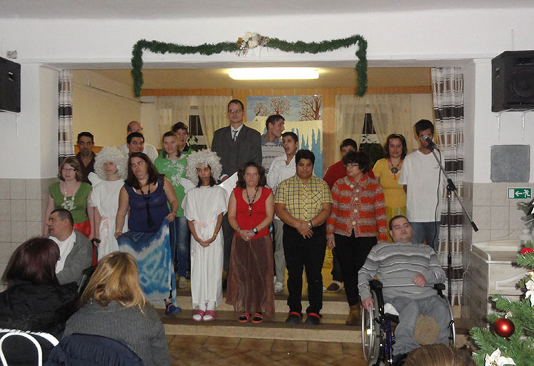 Inalfa supports children orphanages in Slovakia.